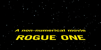 Rogue One Crawl