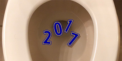 2017: The Year to Flush